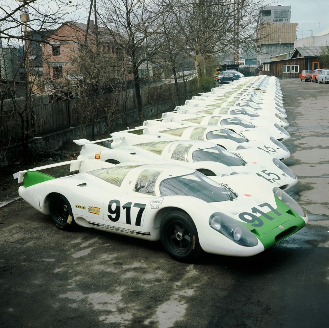 Porsche 917 photos up.