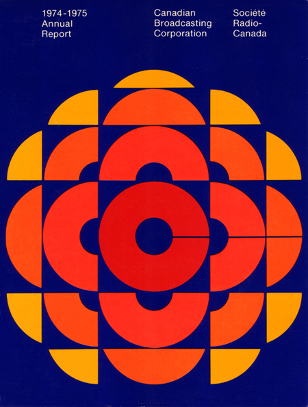CBC annual report 74-75