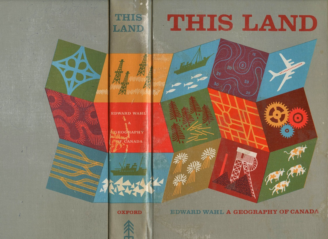 Geography Book Cover Ideas ~ This land cover iso the of scott hansen