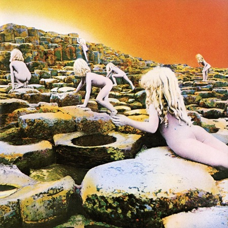 Led Zeppelin - Houses Of The Holy - Back