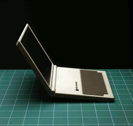 MacBook (1982,1983) - Projektion zur Zukunft des NoteBooks