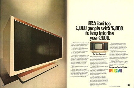 rca color ad 2000 paleo-future