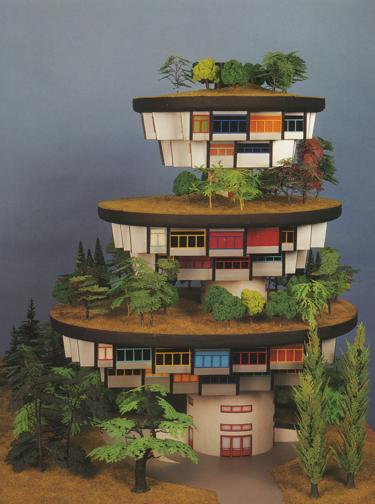 Hundertwasser Architecture Models Iso50 Blog The Blog
