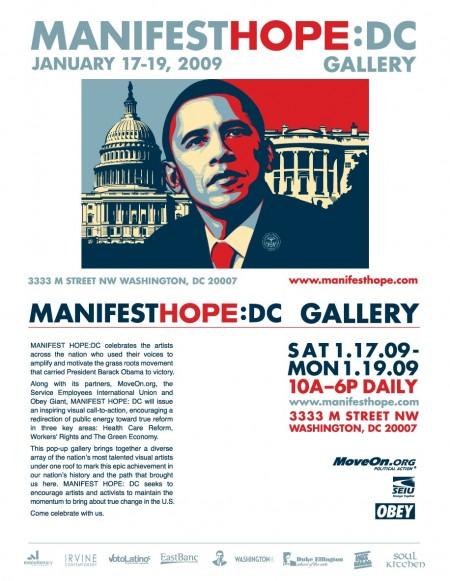 ISO50 - Manifest Hope