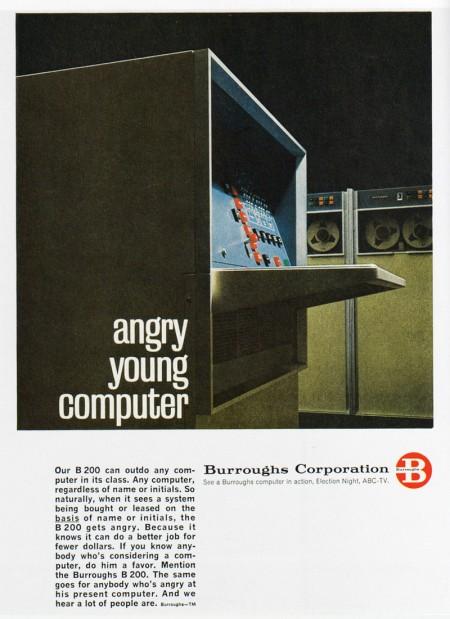 Burroughs Corporations