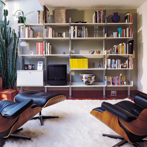 Living Room on Vitsoe Shelves Living Room    Iso50 Blog     The Blog Of Scott Hansen