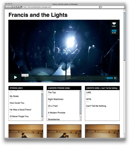 francisandthelights