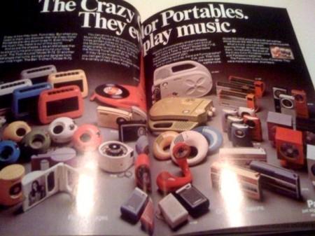 70's iPods