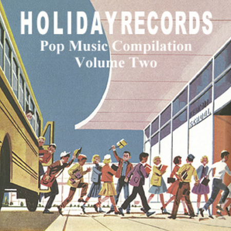Various - Holiday Records