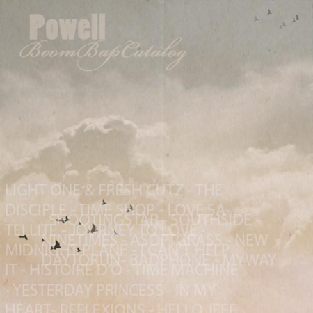 Powell - Boom Bap Catalog