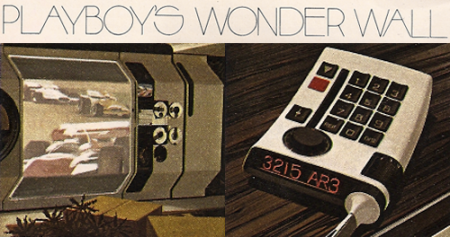 Wonderwall 1971 - Items