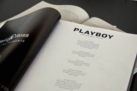 An all article Playboy