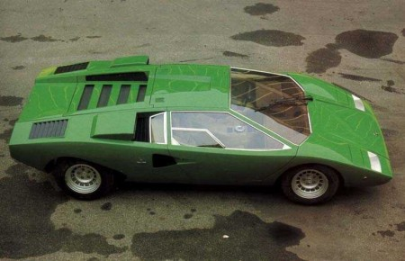 Lamborghini Countach Concept Lp400 Iso50 Blog The Blog Of