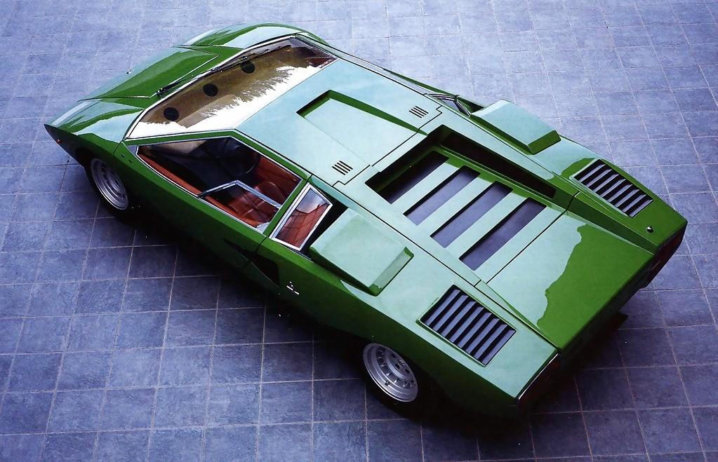 Lamborghini Countach Concept Amp Lp400 187 Iso50 Blog The