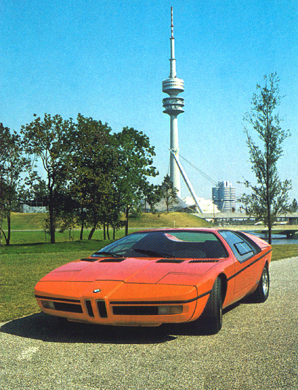 1972 Bmw Turbo The Munich Olympics Iso50 Blog The Blog Of