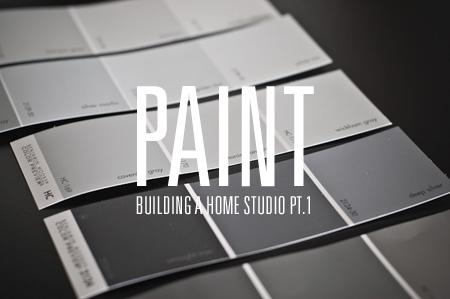 Building A Home Studio Pt 1 Paint