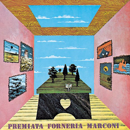 Premiata Forneria Marconi - Per un Amico