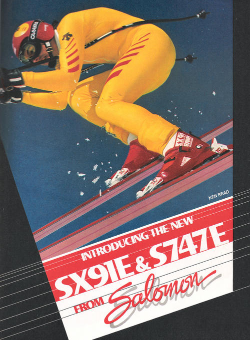 Vintage Ski Ads Pt 1 Racing 187 Iso50 Blog The Blog Of