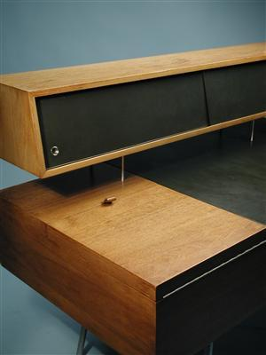 great office desks. I Love Desks By George Nelson, His Swag Leg Is A Favorite. Came Across Another Great Example Of Nelson\u0027s Work Over At Modernity, The Home Office Desk E