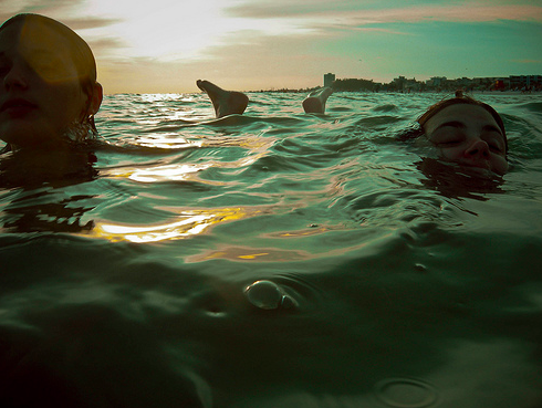 People Floating in the Water » ISO50 Blog – The Blog of ...