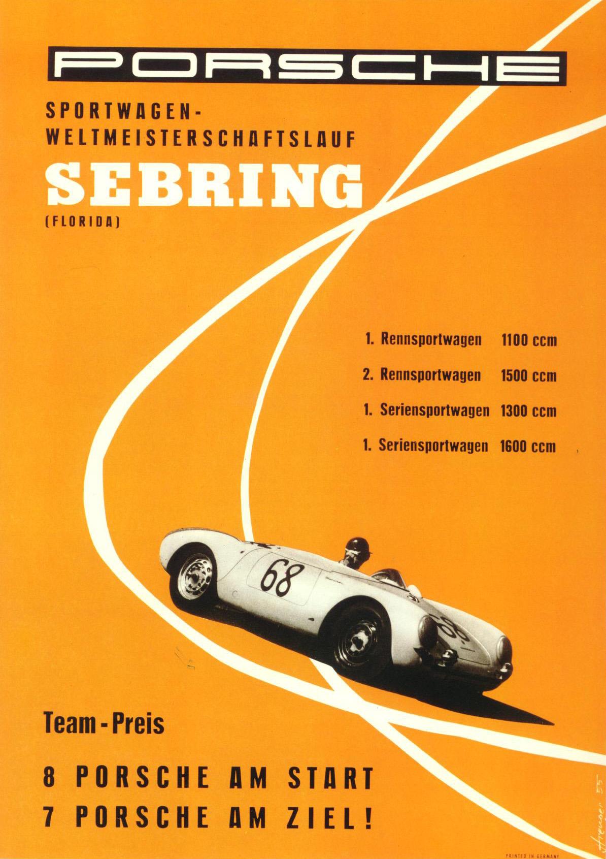 Porsche Racing Poster Collection 187 Iso50 Blog The Blog