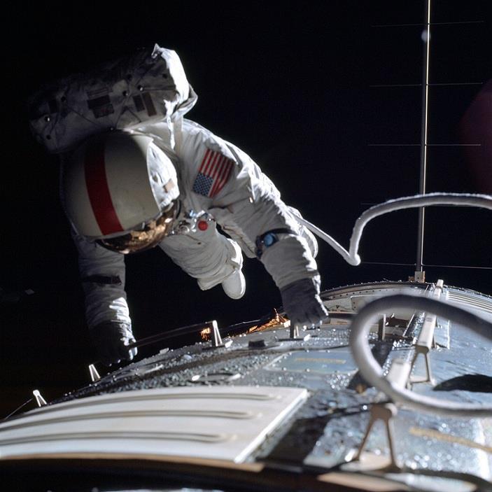 apollo 16 deep space eva - photo #8