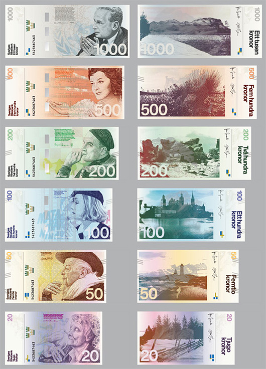 redesigning the swedish banknote iso50 blog the blog of scott hansen tycho iso50. Black Bedroom Furniture Sets. Home Design Ideas