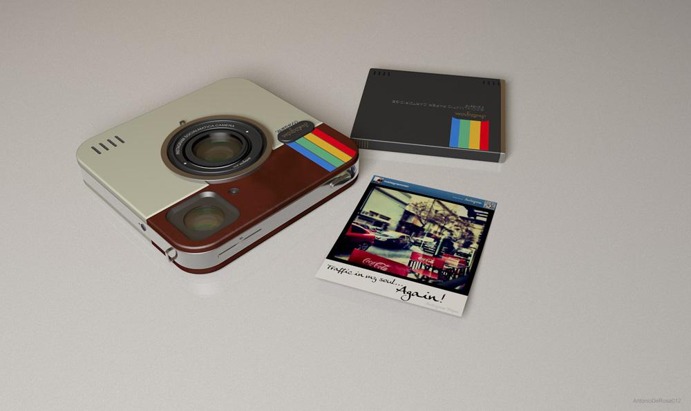 Polaroid Camera Urban Outfitters : Instagram concept camera iso u the of scott hansen