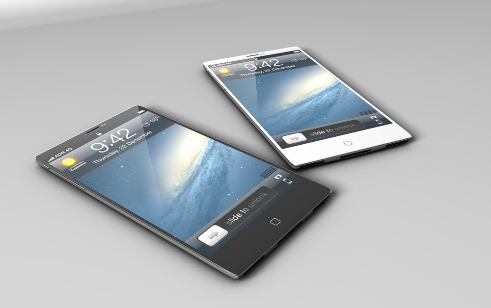 Apple Iphone 5 Plus Concept 187 Iso50 Blog The Blog Of