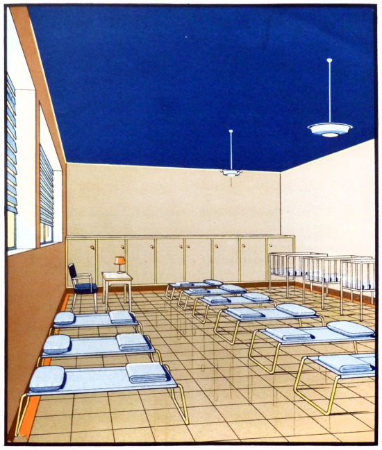 1930 s interior architecture illustrations iso50 blog for Architecture 1930