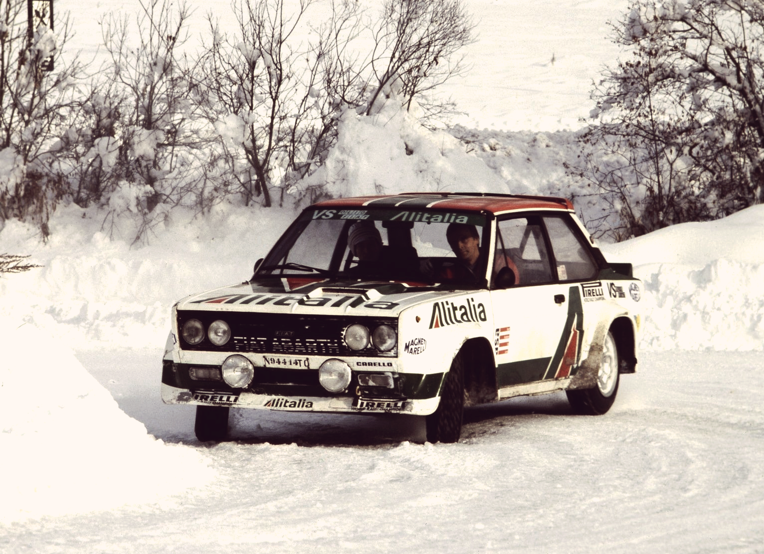 Abarth Fiat 131 Rally 10 187 Iso50 Blog The Blog Of Scott