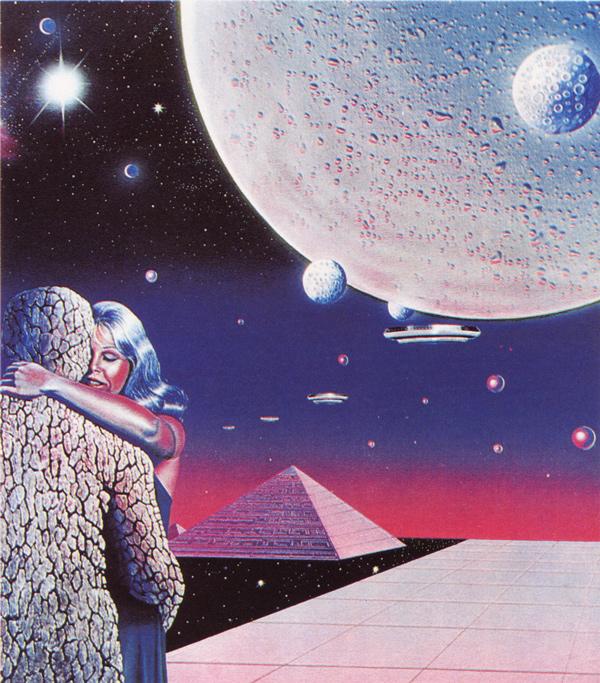 Japanese Sci Fi Art Iso50 Blog