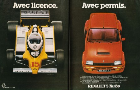 Liveries: Renault Sport