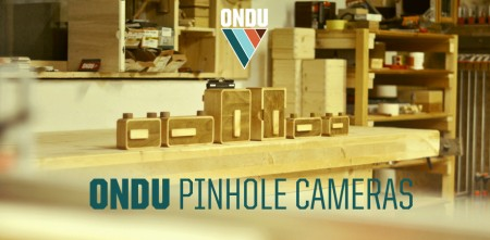 Kickstarter: Wooden Pinhole Cameras  ISO50 Blog &amp;#8211; The Blog of Scott Hansen (Tycho / ISO50)