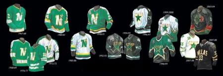 Dallas-Stars-jersey-history-2