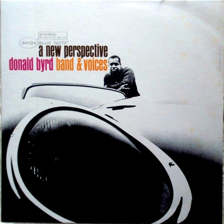 Donald Byrd - A New Perspecive