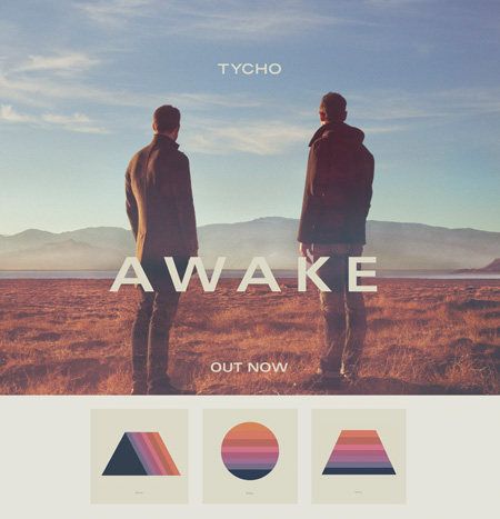 Tycho Awake Album Out Today