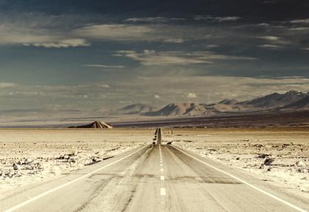 Circa 1983 - Atacama Road