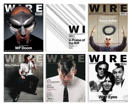 Art direction and Complete Redesign of The Wire